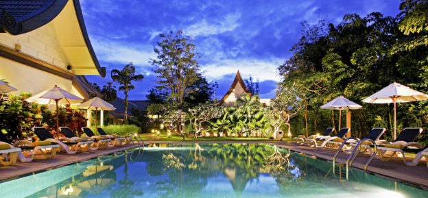 Ремонтные работы в отеле Centara Kata Resort Phuket 4*