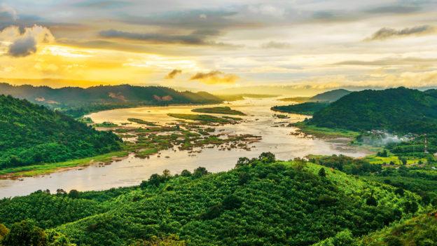 В Таиланде появится стеклянный обзорный мост