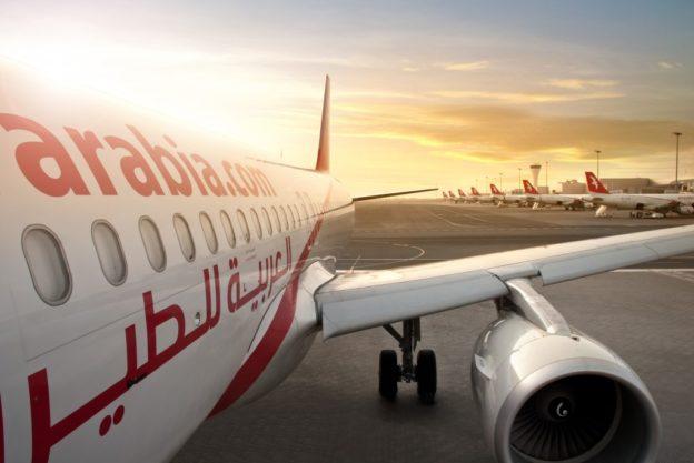Air Arabia изменяет требования к багажу и добавляет новые тарифы