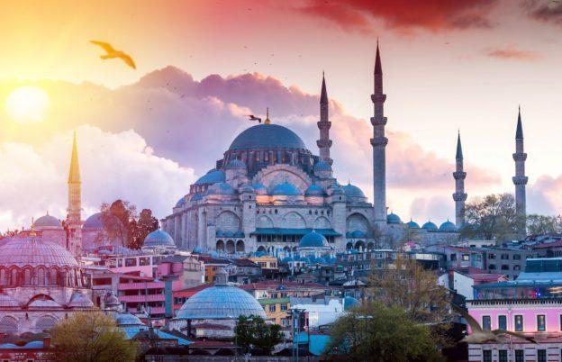 Турция с января 2019 года вводит налог для туристов