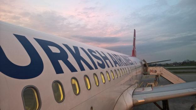 Turkish Airlines запустит авиарейс между Киевом и Бодрумом