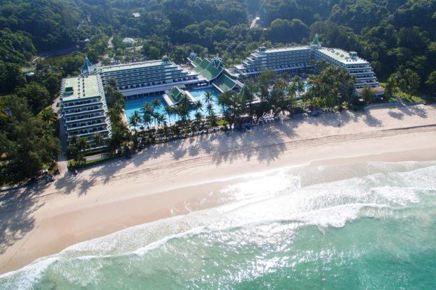 Специальное предложение от Le Meridien Phuket 5*