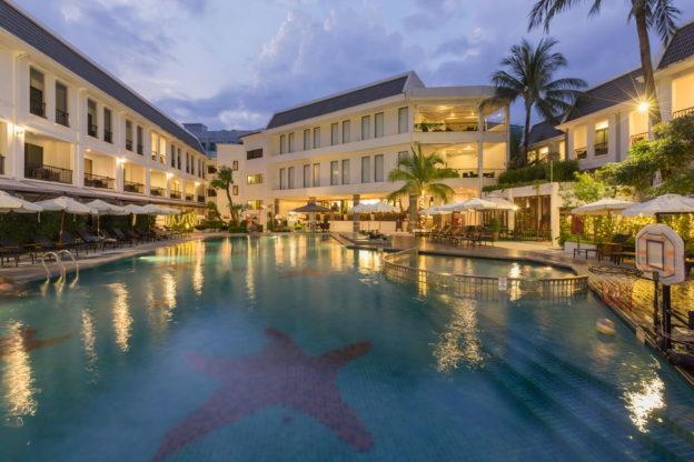 Sawaddi Patong Resort & Spa 4* — отель для активных путешественников