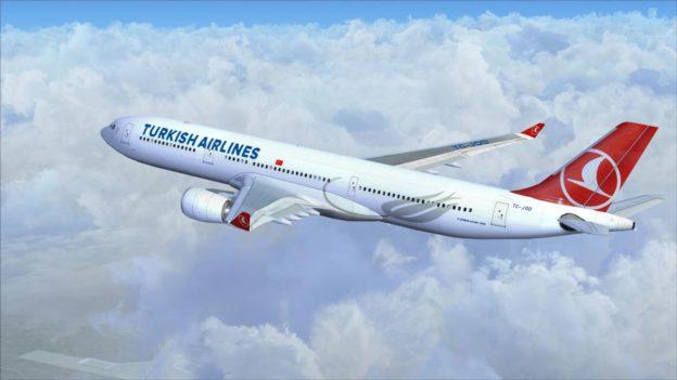 Turkish Airlines увеличивает число авиарейсов по маршруту Киев — Стамбул