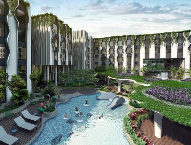 Village Sentosa — новый отель на острове Сентоза