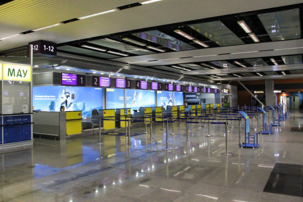 МАУ вводит самостоятельную регистрацию для пассажиров чартеров