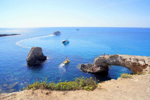 Кипр, Айя Напа. Скидки до 25% на вылеты!