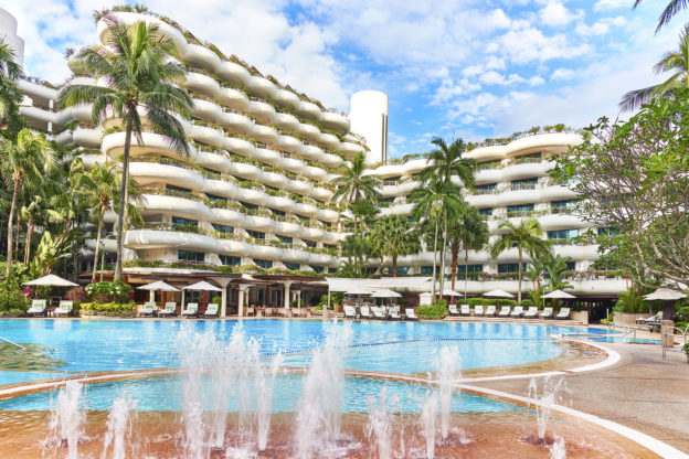 Зимнее специальное предложение от отеля Shangri-La Singapore 5*