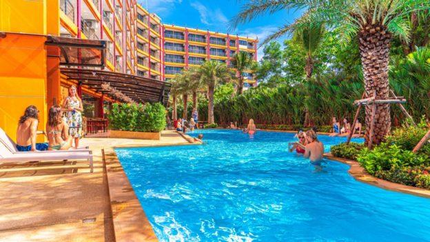 Новый отель Mai Khao Beach Condotel 4* на острове Пхукет