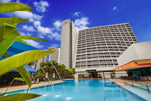 Супер предложение от отеля MARINA MANDARIN 5*, Сингапур