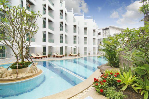 Dragon Beach Resort 3* — бюджетный вариант для комфортного отдыха в Таиланде