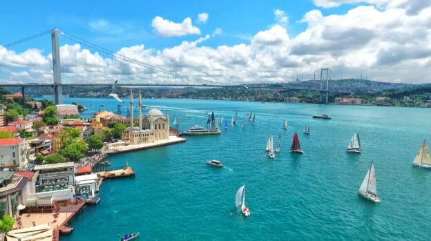Рекламный тур — Стамбул 2020