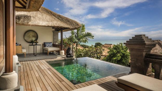 Отель Four Seasons Resort Bali at Jimbaran Bay продлевает специальное предложение