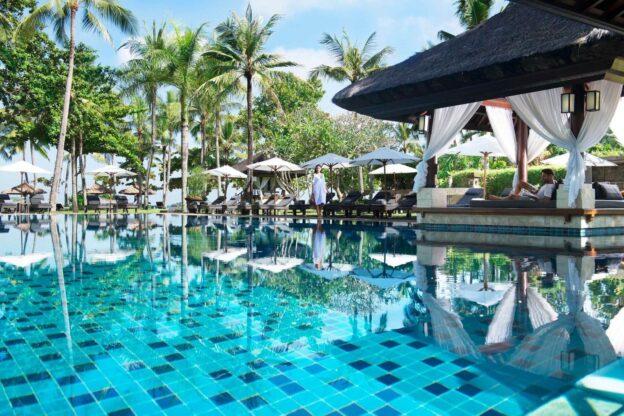 Тропический отель на острове Бали — InterContinental Bali Resort 5*!