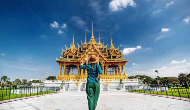 Инфографика: как вести себя пассажирам, вылетающим из Таиланда