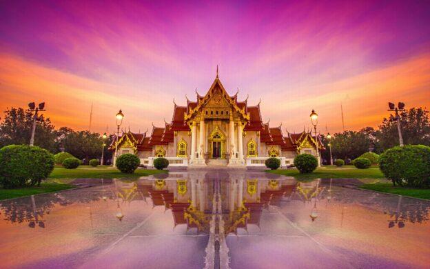 Власти Таиланда одобрили дату открытия страны для туристов