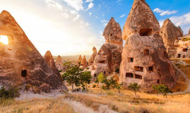 Экскурсионный тур«Загадки Каппадокии»