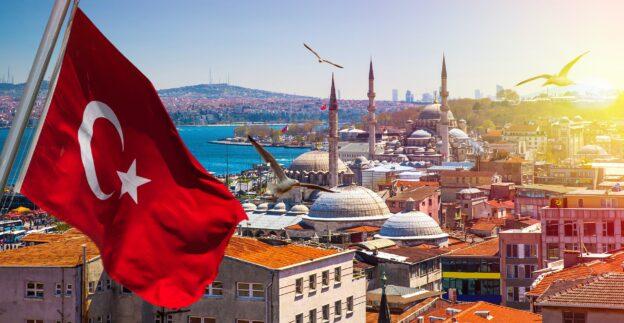 Курорты Турции с 15.01.21 снова в зеленой зоне!