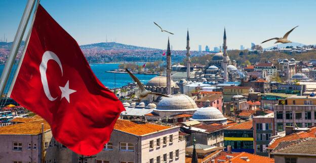 Нові правила перебевання у Туреччині